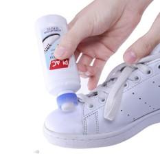 Chai xịt tẩy trắng giày dép túi xách Plac – đầu bàn chải