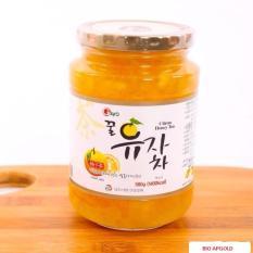 Chanh ngâm mật ong Hàn Quốc
