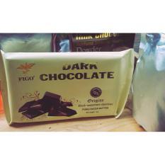Nơi Bán Chocolate làm bánh 75% cacao Figo 500gram