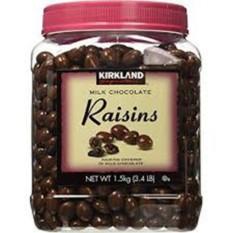 Chocolate sữa Kirkland 1.5kg Mỹ