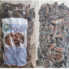 Chuối Hột Rừng Chín Bóc Vỏ 1kg