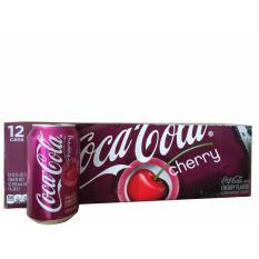 Coca Cola Cherry (LỐC 12 LON * 355ml)