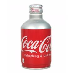 Cocacola chai nhôm nắp vặn 300ml hàng nhập khẩu Nhật Bản