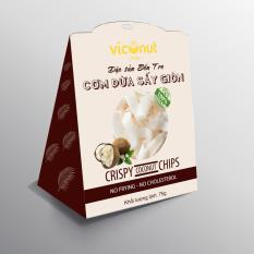 Cơm dừa sấy giòn VICONUT 75g