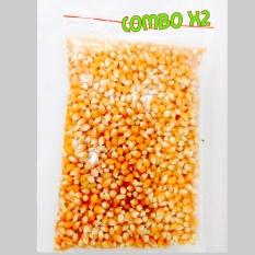 Trang bán Combo 02 Túi ngô mỹ dùng nổ bắp rang bơ tổng 800g