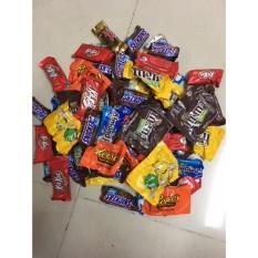 combo 10 Kẹo Chocolate Hỗn Hợp – USA