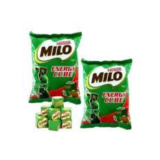 So Sánh Giá Combo 2 bịch kẹo viên MILO CUBE 100 viên cho bé (275g)