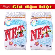 [COMBO] 2 Gói Bột Giặt Net Extra 6kg
