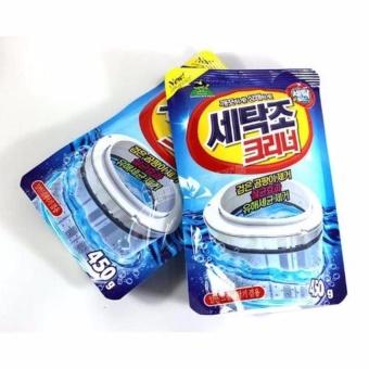 COMBO 2 Gói Bột tẩy vệ sinh làm sạch lồng máy giặt - Hàn Quốc - 8661239 , OE680WNAA6794KVNAMZ-11440350 , 224_OE680WNAA6794KVNAMZ-11440350 , 110000 , COMBO-2-Goi-Bot-tay-ve-sinh-lam-sach-long-may-giat-Han-Quoc-224_OE680WNAA6794KVNAMZ-11440350 , lazada.vn , COMBO 2 Gói Bột tẩy vệ sinh làm sạch lồng máy giặt - Hàn Q