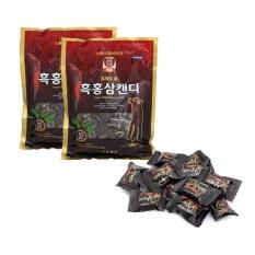 Combo 2 Gói Kẹo Hắc Sâm Hàn Quốc 365 Cao Cấp (300g/1gói)