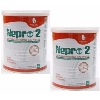 Combo 2 hộp Sữa bột dinh dưỡng Nepro 2 900g (người bệnh thận) - 8825979 , VI237WNAA67WMSVNAMZ-11475387 , 224_VI237WNAA67WMSVNAMZ-11475387 , 996000 , Combo-2-hop-Sua-bot-dinh-duong-Nepro-2-900g-nguoi-benh-than-224_VI237WNAA67WMSVNAMZ-11475387 , lazada.vn , Combo 2 hộp Sữa bột dinh dưỡng Nepro 2 900g (người bệnh th