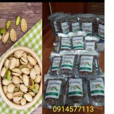 Combo 2 : Macadamia Nứt Vỏ 0.5kg (nhập Úc) + Hạt Dẻ Cười 0.5kg (Mỹ)