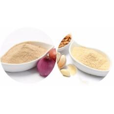 Combo Bột Tỏi Garlic Powder 250g + Bột Hành Onion Powder 250g