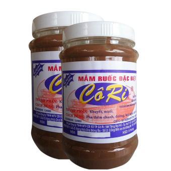 Combo2 ruốc Cô Ri, ĐẶC SẢN HUẾ (loại đặc biệt 400g)