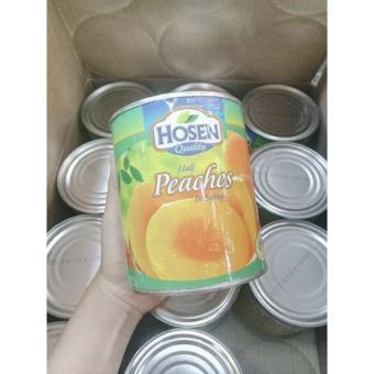 Đào Ngâm Hosen Half Peaches In Syrup 825g