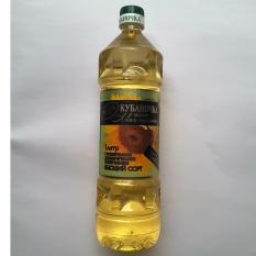 Dầu ăn hướng dương nhập khẩu từ CHLB Nga KUBANOCHKA 01Lít -NPP HS shop