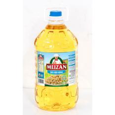 Dầu ăn Meizan đậu nành 5L