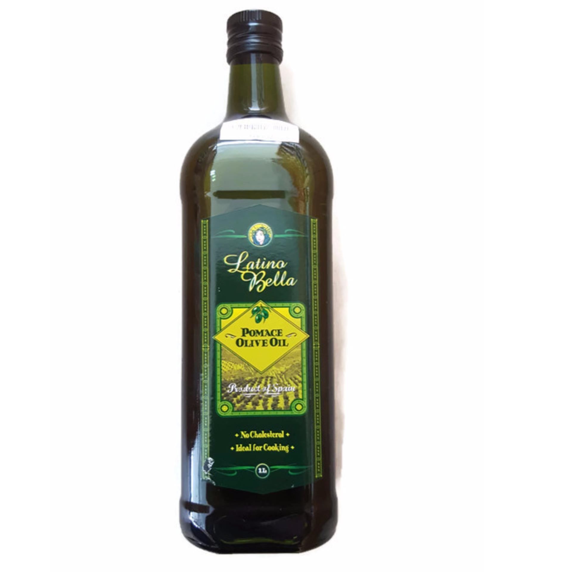 Báo Giá Dầu ô liu Latino Bella Pomace Olive Oil 1 Lít (Tây Ban Nha)