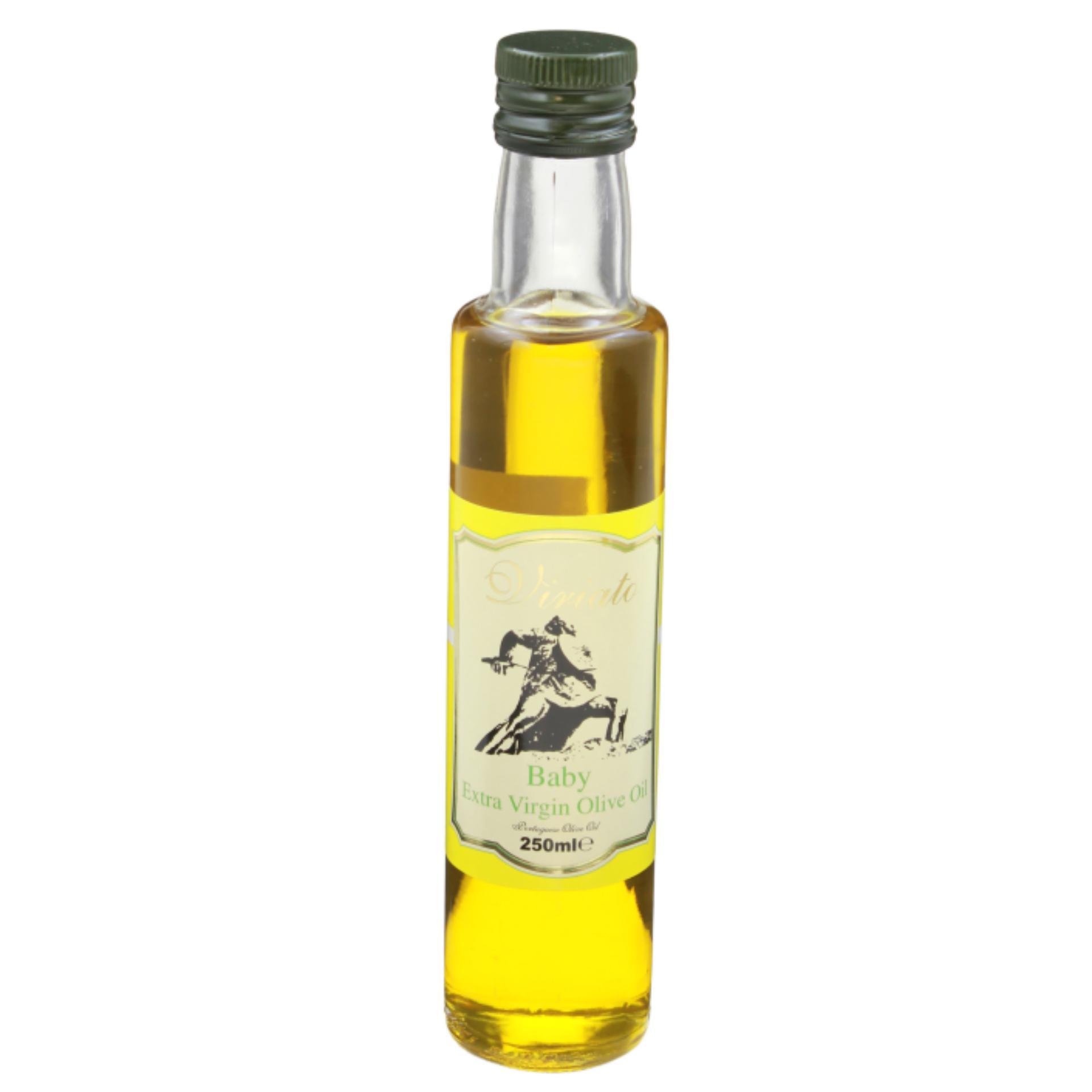 Dầu Olive Baby Viriato Siêu Nguyên Chất 250ml
