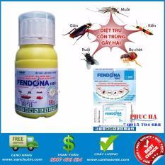 Dung Dịch Fendona 10SC Diệt Trừ Muỗi Vằn