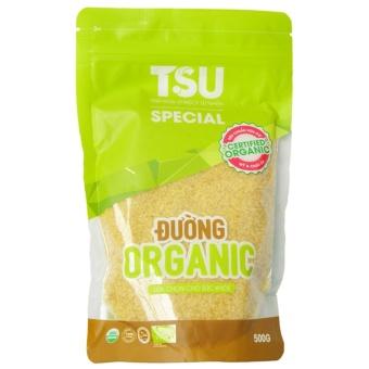 Đường vàng hữu cơ Organic TSU 500g