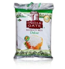 Gạo Basmati India Gate (Ấn Độ) 5kg, ngăn ngừa tiểu đường