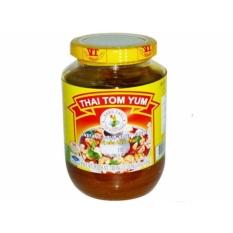 Gia Vị Lẩu Thái , gia vị lẩu thái cay- Tom Yum Paste 454g