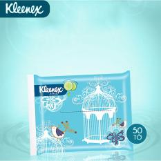 Giấy túi Kleenex Vintage Soft Pack 2 lớp x 50 tờ / 1 bịch