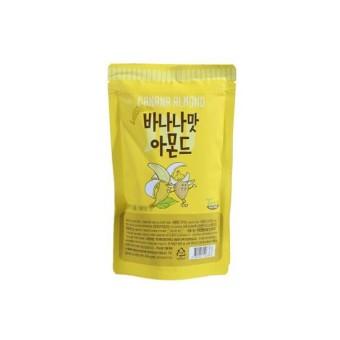 Hạnh Nhân Chuối Banana Honey 210g