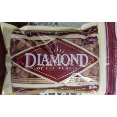Hạnh Nhân Mỹ Rang Bơ Diamond (Nhập khẩu)