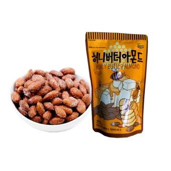 Hạnh nhân tẩm mật ong rang bơ Hàn Quốc