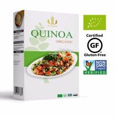 Hạt diêm mạch RaboMark (Trắng) 450grams – RaboMark Organic Quinoa