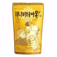 Hạt Hạnh Nhân Tẩm Bơ Mật Ong Hàn Quốc (Nhập khẩu)