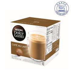 Hộp 16 viên nén cà phê sữa NESCAFÉ Dolce Gusto – Café Au Lait 160g