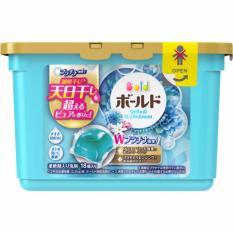 Cửa hàng bán Hộp 18 viên nước giặt xả Gel Ball hương hoa -sản xuất tại Nhật Bản.