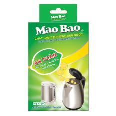 Hộp 2 gói Chất làm sạch bình đun nước Mao Bao 25g (25g x 2 gói)