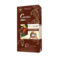 """Hộp bột Cacao nguyên chất """"Good Night"""" Hộp 150gram"""