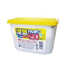 Hộp hút ẩm 450ml (Trắng) hàng nhập khẩu Nhật Bản