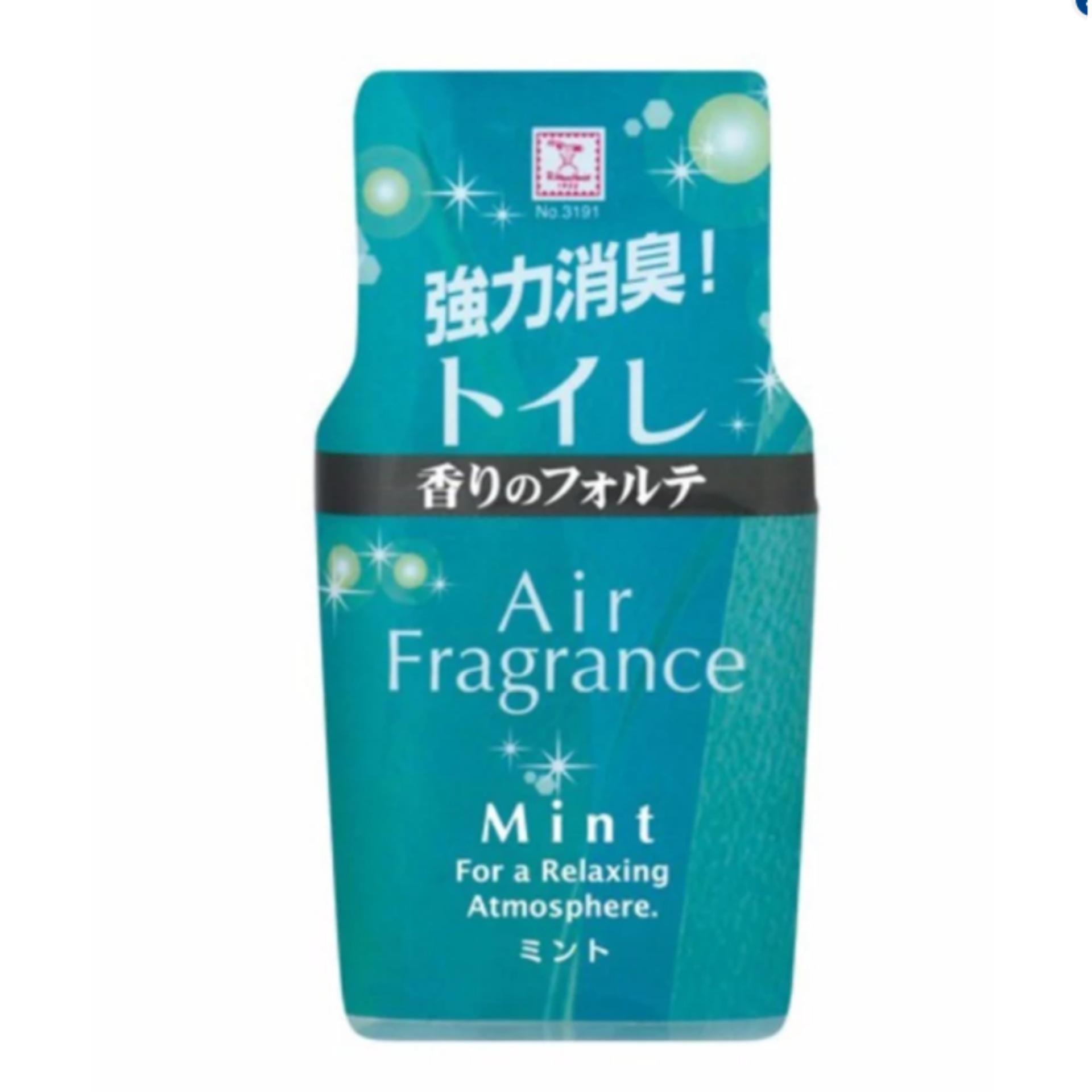 Hộp khử mùi toilet hương bạc hà hàng nhập khẩu Nhật Bản