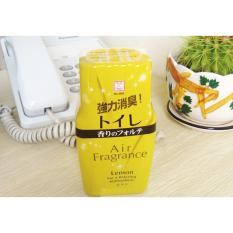 Hộp khử mùi toilet Kokubo Hương Chanh – Nhật Bản