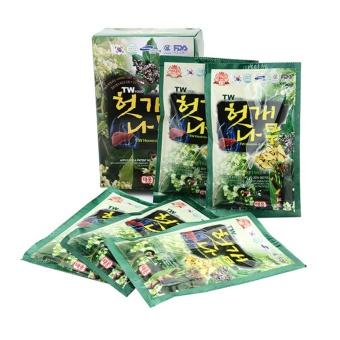 Hộp Nước uống bổ gan, giải rượu, giải độc Hovenia Hàn Quốc (5 gói x 75ml) - 8174569 , HA480WNAA4O57SVNAMZ-8587785 , 224_HA480WNAA4O57SVNAMZ-8587785 , 90000 , Hop-Nuoc-uong-bo-gan-giai-ruou-giai-doc-Hovenia-Han-Quoc-5-goi-x-75ml-224_HA480WNAA4O57SVNAMZ-8587785 , lazada.vn , Hộp Nước uống bổ gan, giải rượu, giải độc Hovenia Hà