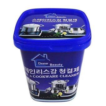 Kem tẩy đa năng Hàn Quốc - Siêu tẩy vết bẩn chậu rửa, vòi sen, nhà tắm
