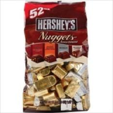 Chocolate Hershey's Nugget tổng hợp 4 vị – 1kg47