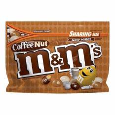 Giảm giá Kẹo chocolate m&m đậu phộng vị cà phê Coffee Nut Peanut Chocolate