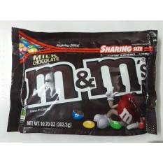 Kẹo chocolate sữa M&M 303gr
