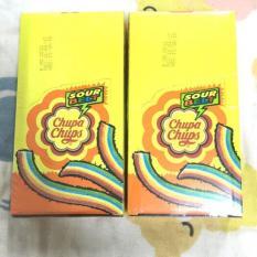 Kẹo dẻo cầu vồng chupachup 256g 32 chiếc