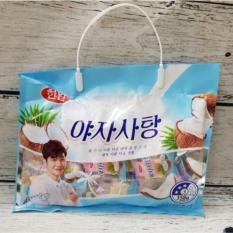 Kẹo Dẻo Dừa Hàn Quốc gói 358g