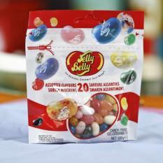 Kẹo Dẻo Jelly Belly Trái Cây 20 Vị 70g – mua 4 tặng máy bán kẹo lớn