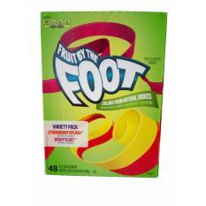 Kẹo dẻo trái cây cuộn FRUIT BY THE FOOT