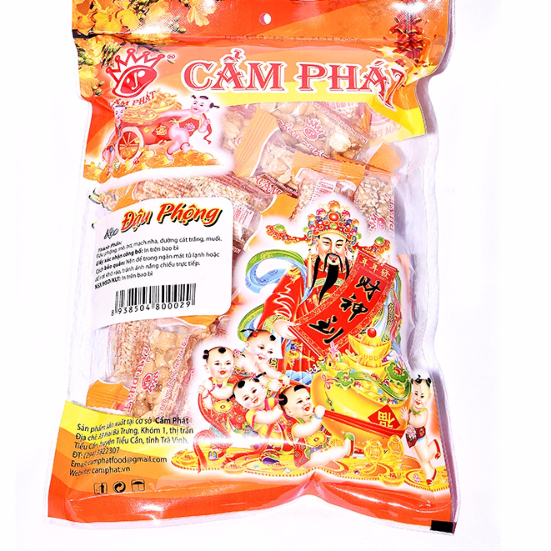 Nơi mua Kẹo mè dẽo – ngọt ngào hương vị Trà Vinh (300g)